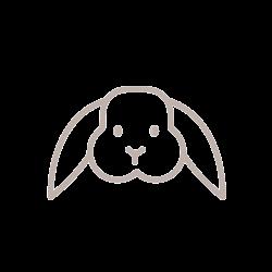 amila-no-waste-elementi-preziosi-fauna-250-rabbit